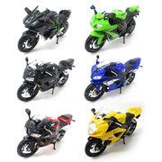 <ミニカー・バイク>Maisto 1:12 JAPAN モーターサイクル 6種アソート No.200-010