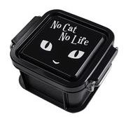 【ネコ/CAT(猫)】ランチボックス(S)/NO CAT NO LIFE