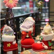 クリスマスソックス 飾り付け キャンディの靴 ギフト袋 小靴 プレゼントの袋 菓子の缶