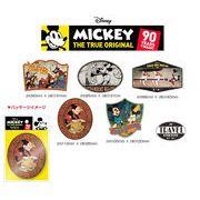 「ディズニー」ミッキーマウストラベルステッカー