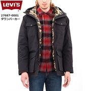 LEVIS メンズ ダウンパーカージャケット 2枚入り定価28000円