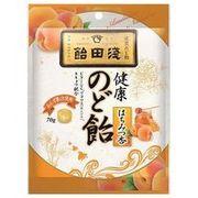 はちみつと杏のまろやかな味  浅田飴 のど飴 はちみつ杏 70g(個包包装込) 箱/ケース売 48入