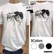 オーロラ反射 歌舞伎風Tシャツ