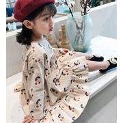 ★新作アパレル★子供 長袖 ワンピース★トップス