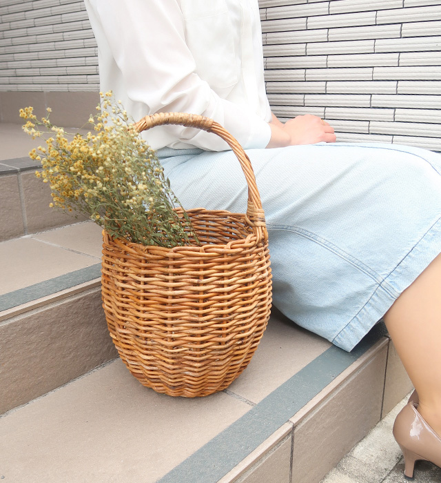 【KAGOBAG】FLORA'S BAG