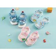 2019年新作★可愛いデザイン★子供靴★サンダル★乳児靴★ベビー用★赤ちゃん★3色★13-18