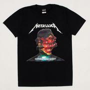 ロックTシャツ Metallica メタリカ