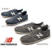 S) 【ニューバランス】 スニーカー U420 シューズ スポーツ 靴 全2色 メンズ レディース