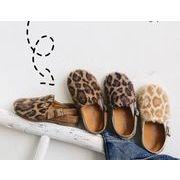 2019新品★可愛いデザインの子供靴★サンダル★ミンク★レオパード柄★女の子★男の子★3色26-30