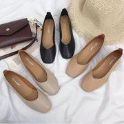 ★2019新品★レディースファッションシューズ★靴 ローヒール(35-40)