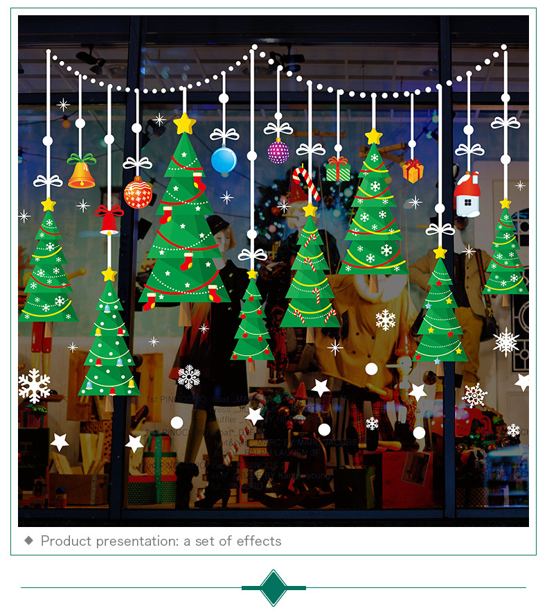 ウォールステッカー ウォールシール 壁ステッカー インテリアシール  壁紙シール 室内装飾 クリスマス