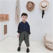 Tシャツ 長袖  キッズ トップス 韓国子供服 カジュアル男の子  2019新作 SALEm14423