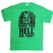 T シャツ PREDATOR WHAT THE HELL ARE YOU?