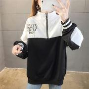 春夏新作 732076大きいサイズ 韓国 レディース ファッション    Tシャツ   LL-4L