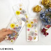 花柄スマホカバー 【即納】 花柄 スマホカバー 背面クリアケース  トレンド レディース