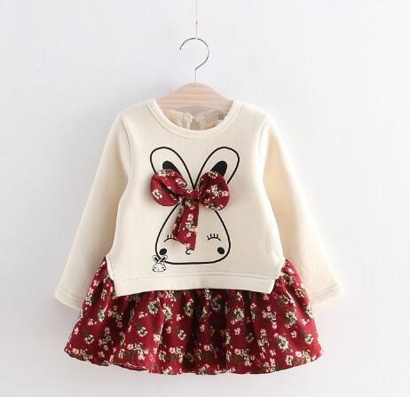 韓国ファッション 韓国子供服 ワンピース 2020春夏新作 子供服 スカート 7-13 2色