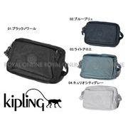 S) 【キプリング】アバヌ エム KI7076 ショルダーバッグ 全4色 レディース
