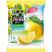 ぷるんと蒟蒻ゼリーパウチ シチリアレモン