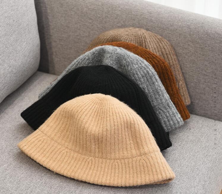 秋冬新作 韓国スタイル レディース キャップ ニット帽 INS風★帽子 ファッション小物