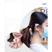 マスク用イヤーパッド 痛くなりにくい 軽減 ズレ防止 シリコン 雑貨