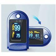 短納期 日本語説明書付き酸素飽和メーター(非医療機器) 測定器 在宅介護