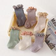 【KID】韓国風子供服 ベビーソックス  ソックス 靴下
