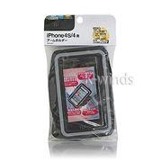 iPhone4S/4用アームホルダー (ブラック)