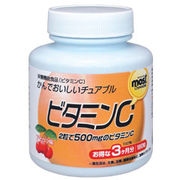 オリヒロ MOST チュアブル ビタミンC 180粒