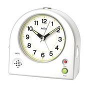 [予約]NR433W セイコー 目覚まし時計