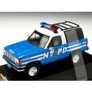 Premium-X/プレミアムX フォード ブロンコ II 1989 ニューヨーク市警パトカー