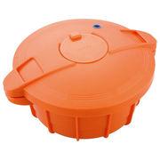 電子レンジ圧力鍋 2.3L オレンジ