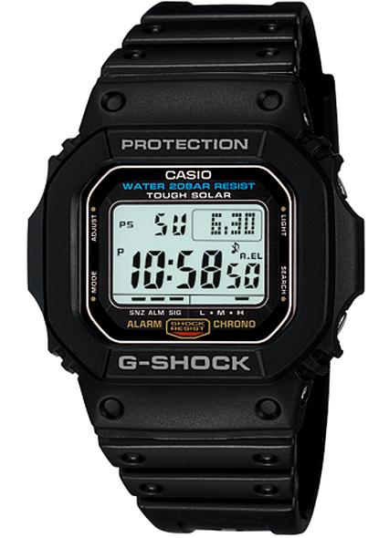 【特価】カシオ Gショック 海外モデル CASIO G-SHOCK ソーラー G-5600E-1