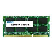 SDY1600L-4G IODATA 増設メモリ ノートPC用PC3L-12800(DDR3L-1600)対応メモリー4GB