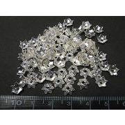 チベタン 座金 シースター 古代銀 約6mm【100個セット】