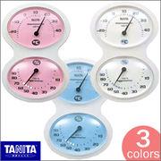 TANITA(タニタ)温湿度計 TT-509-PK/TT-509-WH/TT-509-BL