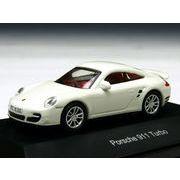 Schuco/シュコー ポルシェ 911ターボ ホワイト