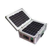 PETC-FD-20W-N■トランク式■ソーラーチャージャー■充電パック■単結晶ソーラーパネル■持ち運びに便利