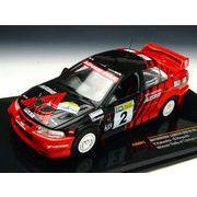 KBモデル(イクソ) 三菱 ランサーエボリューションVI 1999年 ラリーオブキャンベラ 優勝