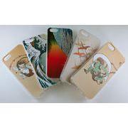 iphone5専用ハード&ソフトケース和柄/Japan 浮世絵