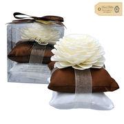 new Sola Flower ソラフラワー ピローサシェ スウィートダリア Pillow Sachet◆ポプリ/造花