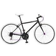「メーカー直送」820-700SOUL SELLER ドッペルギャンガー 700C 折り畳み自転車 21段変速