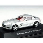Schuco/シュコー メルセデス・ベンツ SLS AMG クーペ シルバー