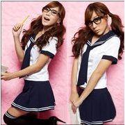 (学生服)セーラー服女子制服コスプレコスチューム7001