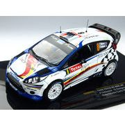 ixo/イクソ フォード フィエスタ RS WRC 2012年ラリー モンテカルロ #8 F.Delecour/D.Savignoni