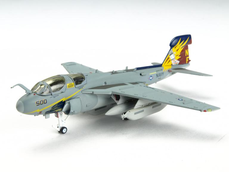 M-SERIES/エム シリーズ EA-6B プラウラー VAQ-136 ガントレッツ NF500 『CAG 2000』