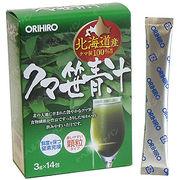 オリヒロ クマ笹青汁