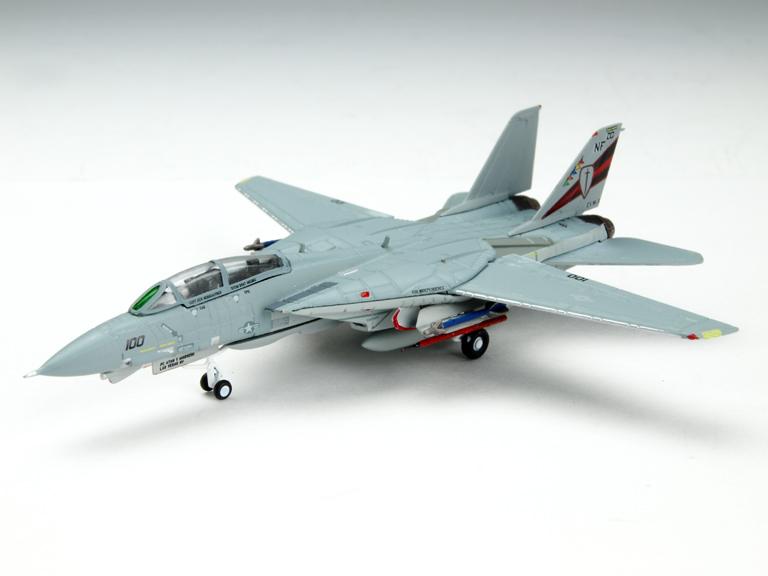 M-SERIES/エム シリーズ F-14A トムキャット VF-154 ブラックナイツ NF100 『CAG 1994』