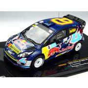 ixo/イクソ フォード フィエスタ RS WRC 2011年ボローニャモーターショー #4 A.Dovizioso