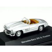 Schuco/シュコー メルセデス・ベンツ 300 SL ロードスター シルバー