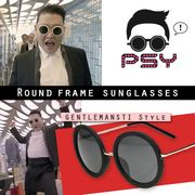 PSYや海外セレブ愛用のラウンドフレームサングラス